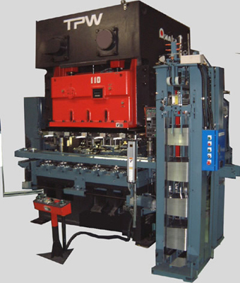 End Processing Press